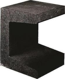 U-element | Grijs 15x20x30 cm