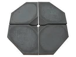 Parasoltegel | 40x40x6 cm