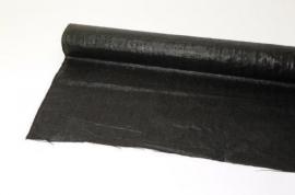 Worteldoek 105 cm breed zwart