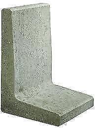 L-element | Grijs | 50x50x80 cm |