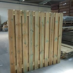 19 planks recht | 100x180 cm