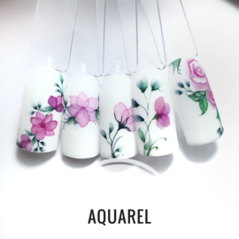 Aquarel - 24 juli 2021