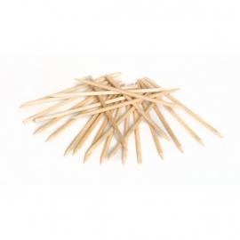 Houten Cuticle Pusher - 50 stuks