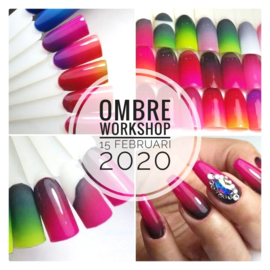 Ombre met gelpolish - 19 september 2020