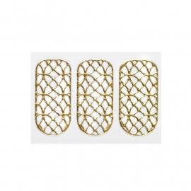 8489 - Bijou Sticker Goud Nr 2