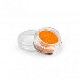 Neon Pigmentglitter Oranje
