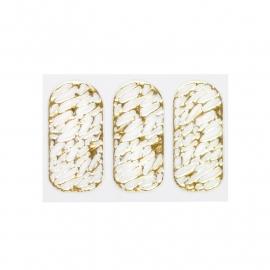 8490 - Bijou Sticker Goud Nr 3