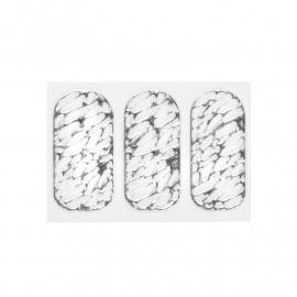 8487 - Bijou Sticker Zilver Nr 5