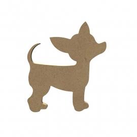 Chihuahua 6 mm dik, 15 cm
