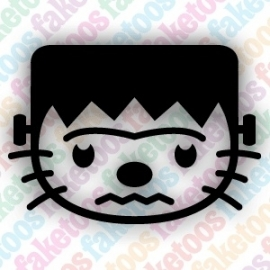 (H14) Franken Kitty
