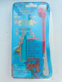 Rainbow Loom upgrade kit Rood