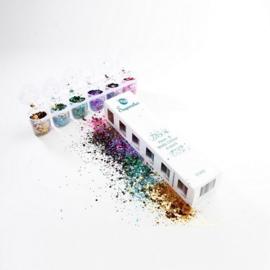 Crazy Chunky Glitter Mix 6-pack
