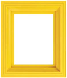 Frame geel