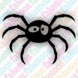 (H03) Halloween Spider