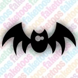 (H08) Halloween Bat 1