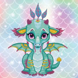 Ariel the baby dragon