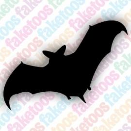 (H19) Halloween Bat 2