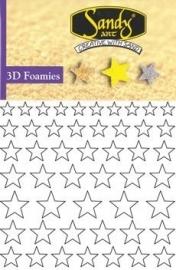 3D Foamies stars