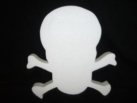 Doodskop 25 cm