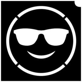 Emoij Sun glasses