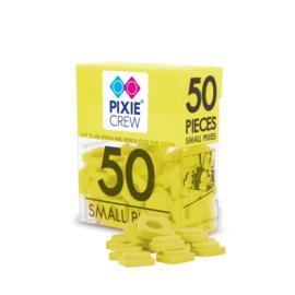 Pixie Crew Pixel Aanvuldoos 50-delig Geel