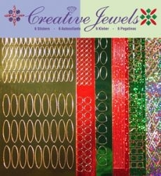 Creative Jewels -  Kerst