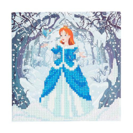Crystal Art card Enchanted Princess