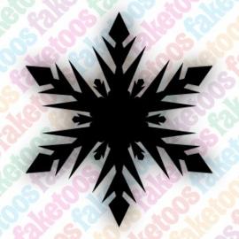 Frozen - Elsa's snowflake
