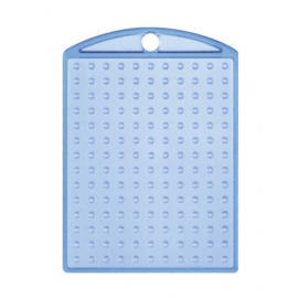 Medaillon transparant blauw 11x14 pixels