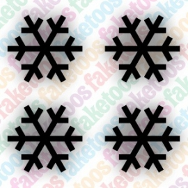 Mini - snowflake