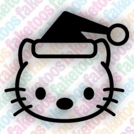 (082) Hello Kitty - Santa