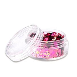 Chunky glitter Pink Lady (8ml)