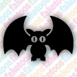 (H13) Halloween Bat 4