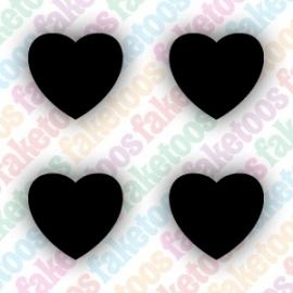 (145) Mini Hearts