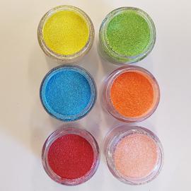 Opaque set 6 kleuren