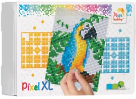 Pixel XL Papegaai