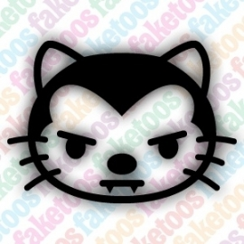 (H21) Vampire Kitty