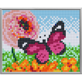 Pixel XL Roze vlinder