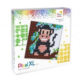 Pixel XL setjes met basisplaat 12x12 cm
