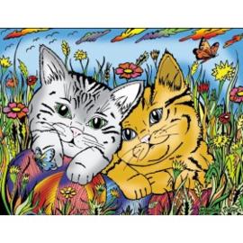 Kittens Small 21x29,7 cm
