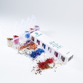 Holland Chunky Glitter Mix 6-pack