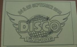 Tina dag Logo kaart 24&25 september 2016