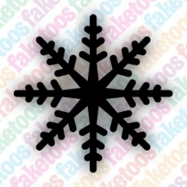 (K18) Snowflake 1