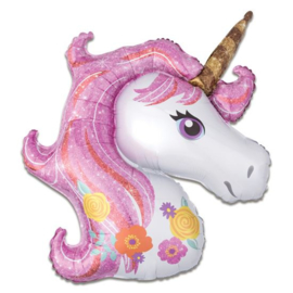 Folieballon Unicorn SuperShape