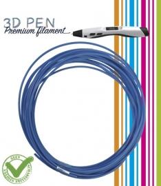 3D Pen filament PLA - 5M - hemels blauw