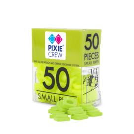 Pixie Crew Pixel Aanvuldoos 50-delig Neon groen