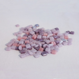 Colourful Squares mix 75 gram  - Purple Potpourri