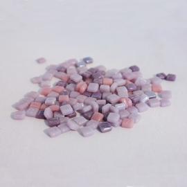 Colourful Squares mix 75 gram  - Purple Potpourri