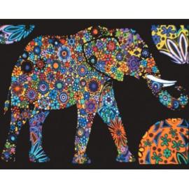 Olifant Large 35x47 cm
