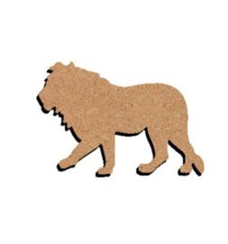 Leeuw 6 mm dik, 15 cm